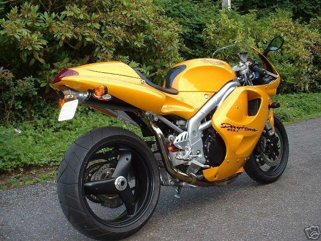 British Built Cars | Triumph Motorcycles - Motorcycle Range